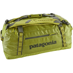 Patagonia Black Hole Travel Luggage 60l green